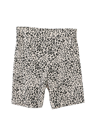 JoJo Shorts Snow Leopard