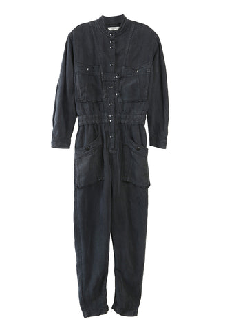 Lashay Overall Faded Black