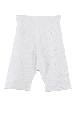 Bike Short White