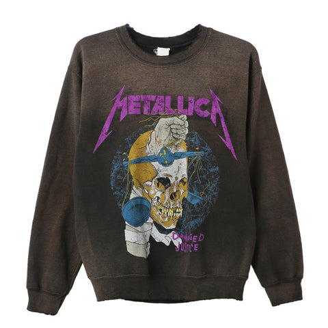 MadeWorn Metallica 1988 Sweatshirt / Shop Super Street - 1