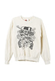 MadeWorn Guns N' Roses Sweatshirt / Shop Super Street - 1