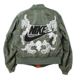 Dry Clean Only Just Do It Green Bomber / Shop Super Street - 1