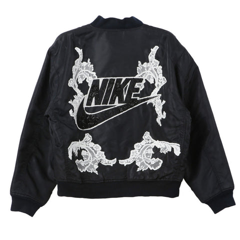 Dry Clean Only Just Do It Black Bomber / Shop Super Street - 1
