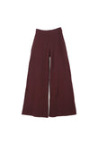 Simon Miller Rian Oxblood Lounge Pant / Shop Super Street - 1