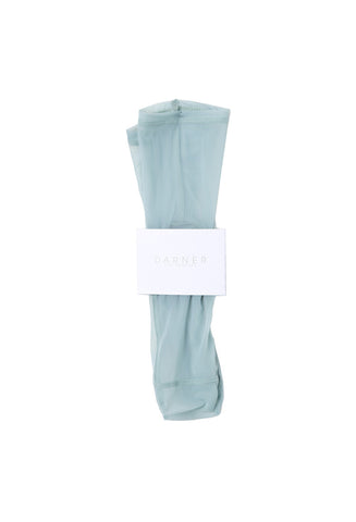 Darner Powder Blue Mesh Sock / Shop Super Street