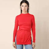Pari Desai Lia Wrap Sweater / Shop Super Street - 5
