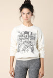 MadeWorn Guns N' Roses Sweatshirt / Shop Super Street - 2