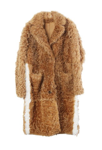Leche Shearling Coat