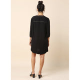 Isabel Marant Clara Black Dress / Shop Super Street - 3