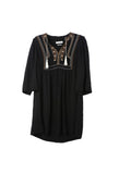 Isabel Marant Clara Black Dress / Shop Super Street - 1