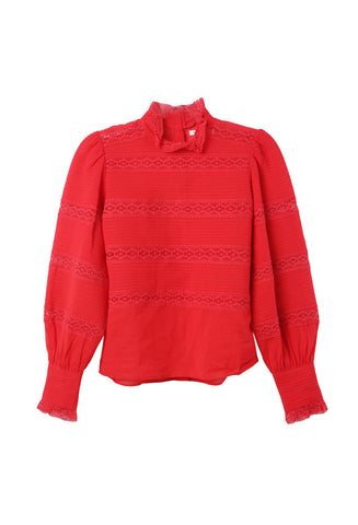 Isabel Marant Ria Vintage Top / Shop Super Street - 1
