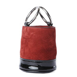 Simon Miller Patent Oxblood Bonsai Bag / Shop Super Street - 3