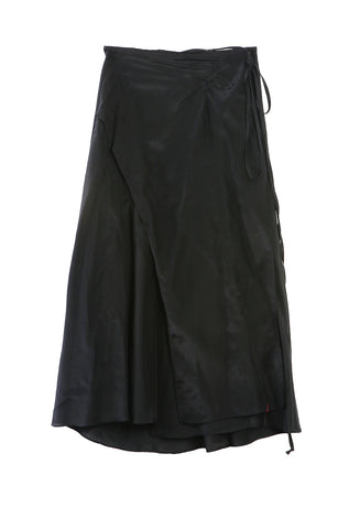 Carlotta Skirt Black Voile