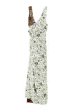 Marguerita Dress Leopard/Isola Print