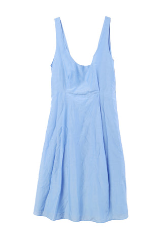 Simona Dress Periwinkle