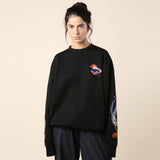 G.V.G.V. Embroidered Sweatshirt / Shop Super Street - 2