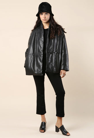 Isabel Marant Basiten Jacket / Shop Super Street - 1