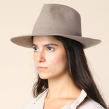 Clyde Taupe Pinch Hat / Shop Super Street - 3