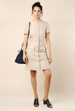 Carven Courte Dress / Shop Super Street - 3