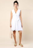 Carven Side Sash Dress / Shop Super Street - 2