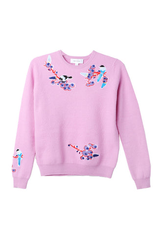 Carven Pink Sweater / Shop Super Street - 1