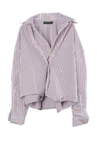Striped Double Shirt