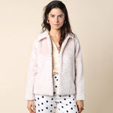Maryam Nassir Zadeh Helena Fur Jacket / Shop Super Street - 3