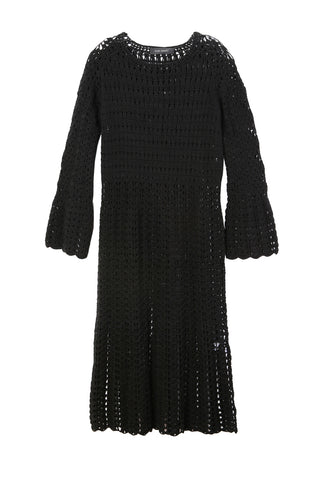 Savona Lace Crochet Dress