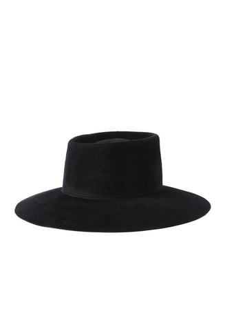 Clyde Wide Brim Gaucho Hat / Shop Super Street