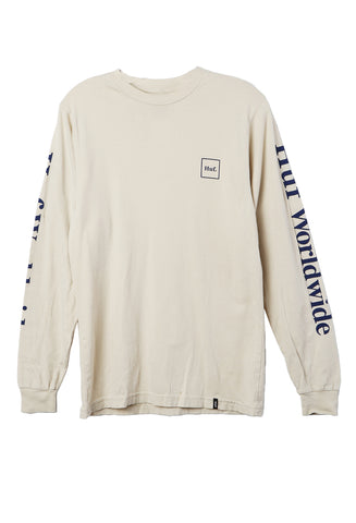 Domestic Tee Off White