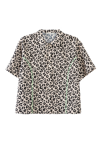 Imo Shirt Leopard