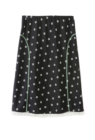 Slippy Skirt Dalmation