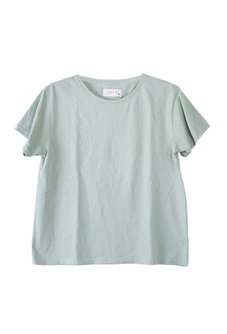 Hunter Boyfriend Tee Seagrass