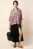 The Great The Big Shirt Cavern Plaid / Shop Super Street - 2