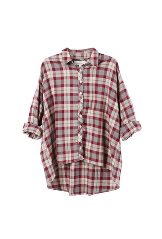 The Great The Big Shirt Cavern Plaid / Shop Super Street - 1