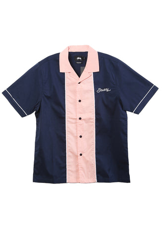 Middle Block Bowling Shirt