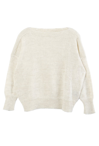 Grace Sweater Ecru