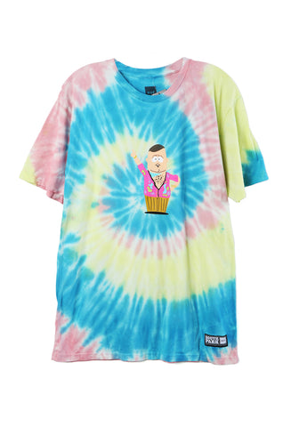 Big Gay Al Tie Dye Tee