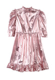 Short Prairie Dress Pink