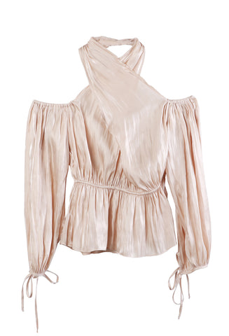 Valentina Top Pink Shell