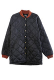 Barriers Quilted Jacket Black