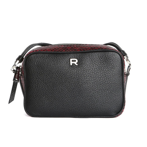 Rochas Snake Trim Shoulder Bag / Shop Super Street - 1