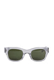 Lubna Sunglasses Clear Water
