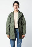 HUF Spike Scrawl Parka / Shop Super Street - 2