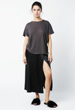 R13 Washed Black Boy Tee / Shop Super Street - 2