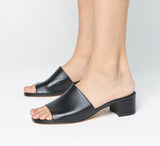 Maryam Nassir Zadeh Sophie Slide Black / Shop Super Street - 3