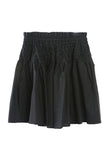Eden Gathered Mini Skirt