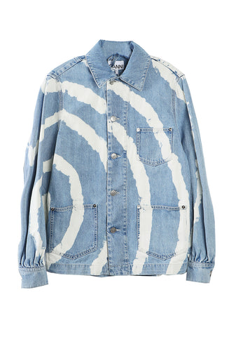 Blackstone Tie Dye Jacket Bleach