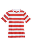 Everman Striped Tee Baked Apple