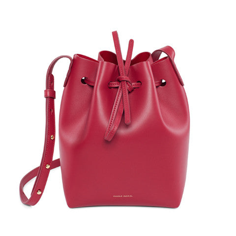 e0ba0de40 Mansur Gavriel Rococo Mini Bucket Bag / Shop Super Street - 1